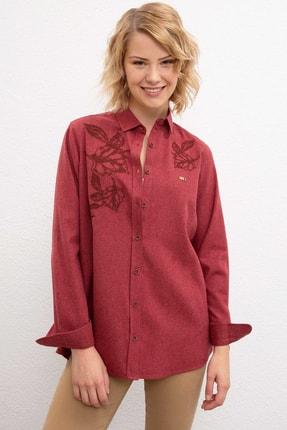 U.S. Polo Assn. Kadın Gömlek G082SZ004.000.837647