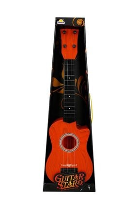 Sunman Gerçek Telli İspanyol Gitar - Kahverengi