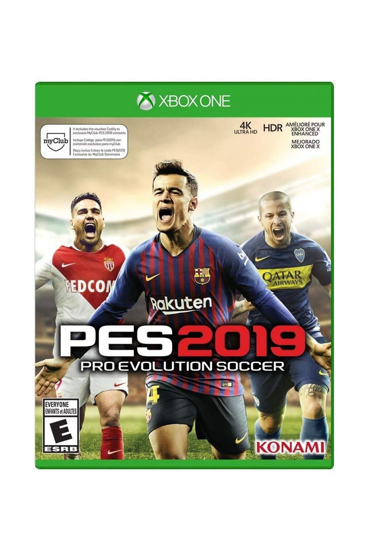 KONAMI Pes 2019 Xbox One Oyun 1