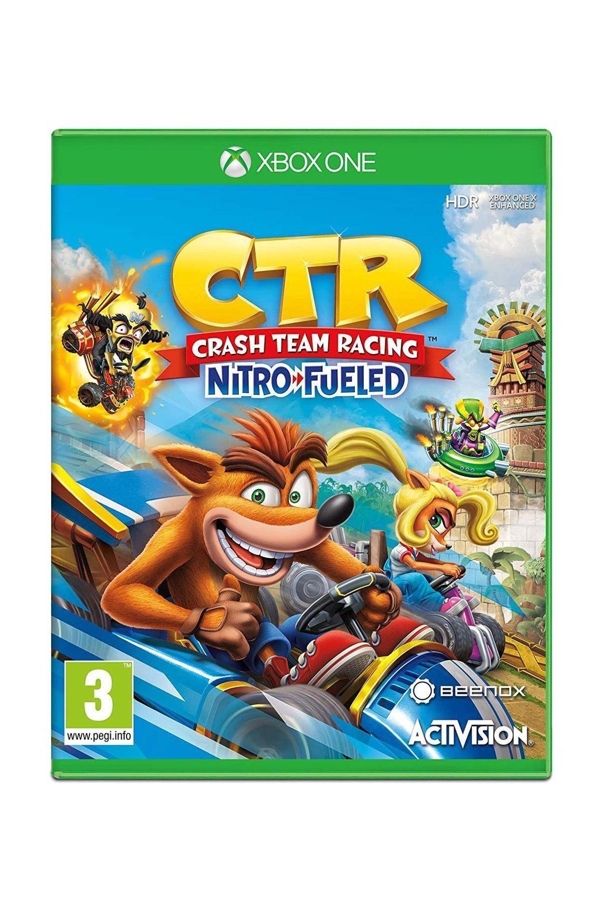 ACTIVISION Crash Team Racing Nitro Fueled Xbox One Oyun 1
