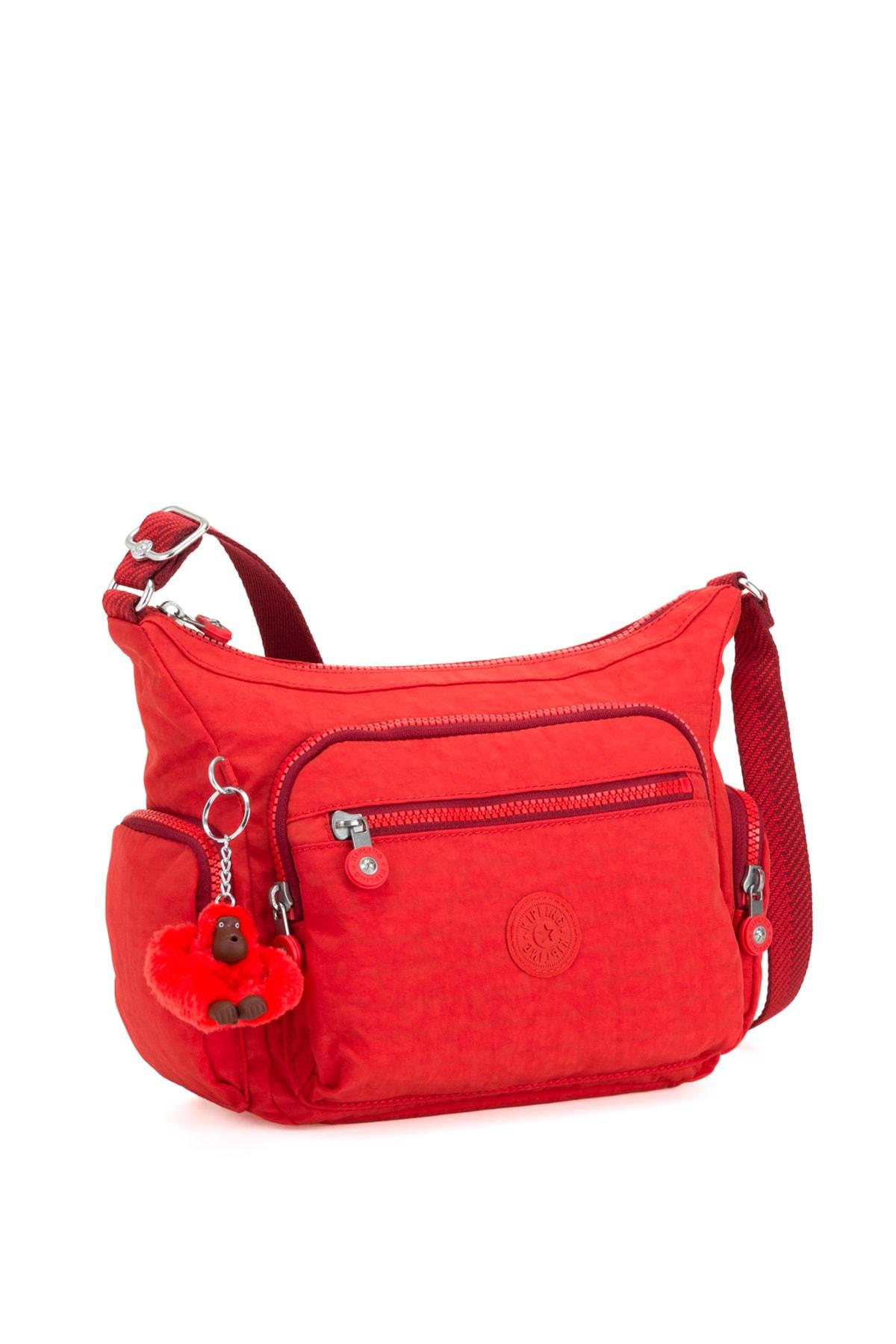 Kipling Kadın Active Red Omuz Çantası 19Y.KDN.CPR.MEB.0031 2