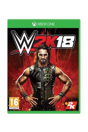 2K Games WWE 2K18 Xbox One Oyun