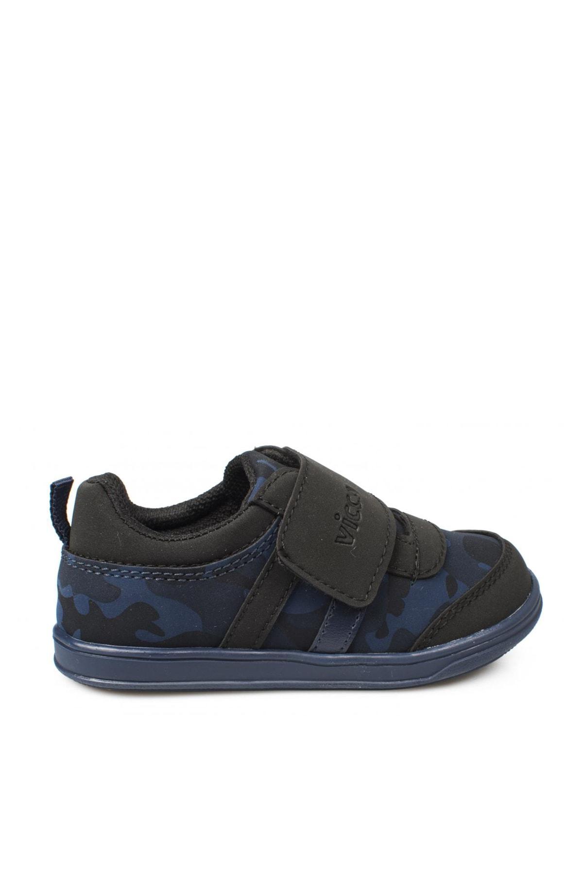 Vicco Lacivert Kız Bebek Yürüyüş Ayakkabısı 211 950.E19K223 2