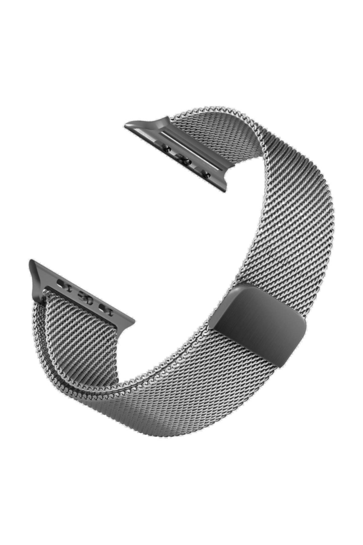 Microsonic Watch 1 42mm Milanese Loop Version 3 Kordon Gri 1