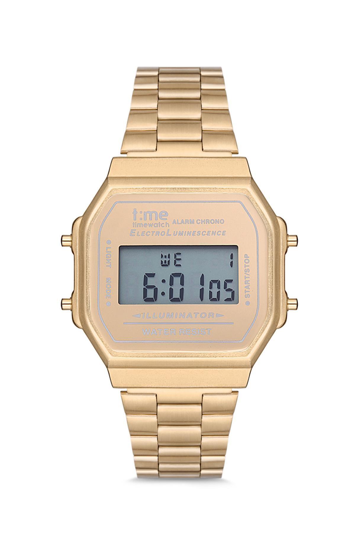 Timewatch Unisex Kol Saati TW1242GGG