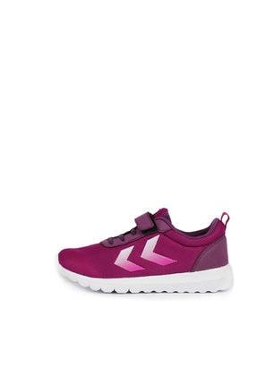 HUMMEL KIDS AERO 2.0 PR JR PERFORMANC Mor Kız Çocuk Koşu Ayakkabısı 100432084