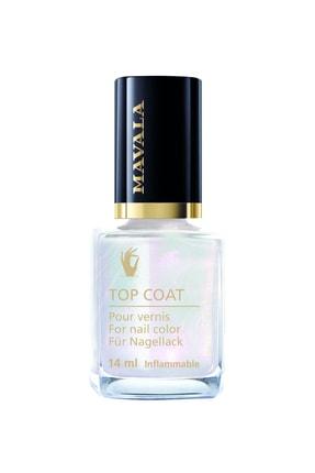 Mavala Star Top Coat Silver 14 ml