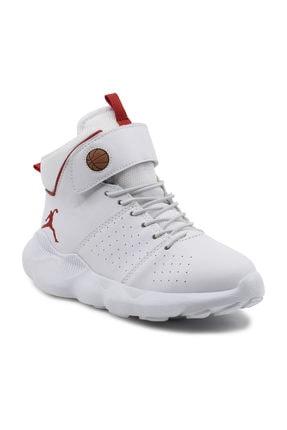 Khayt Jordan Unisex Çocuk Basketbol Spor Ayakkabı 31-36
