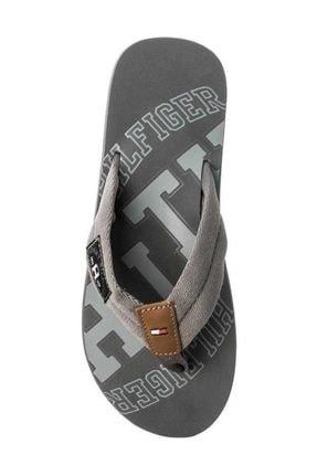 Tommy Hilfiger Erkek Terlik Essential TH Beach - Fm01369-039