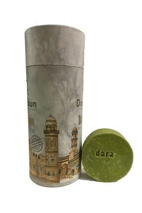 Mardin Sabun Dara %100 Doğal El Yapımı Yeşil Bıttım (MENENGİÇ) Sabunu 1 Kg- Rulo Kutu