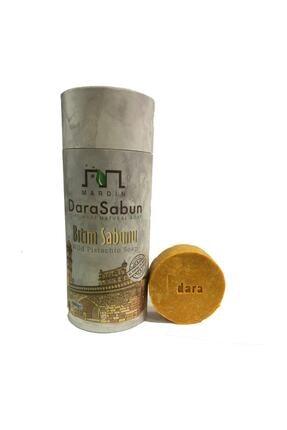 Mardin Sabun Dara %100 Doğal El Yapımı Bıttım Sabunu 1 Kg- Rulo Kutu
