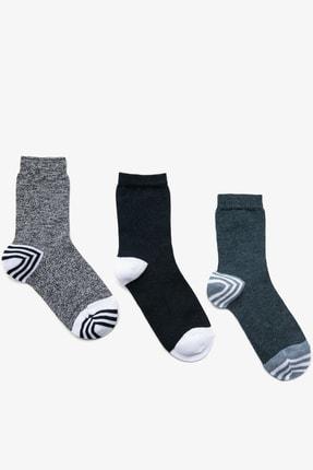 Koton Karma Erkek Çocuk 3'lü Erkek Çocuk Çorap
