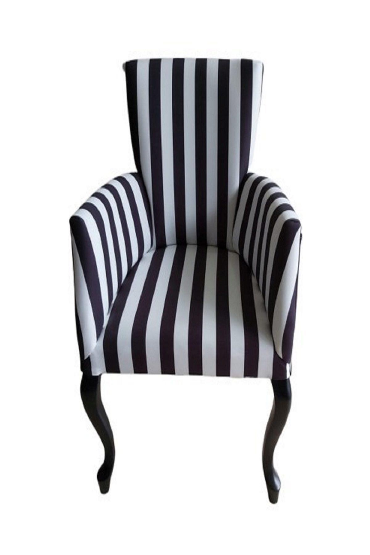 munywood Kvs Zebra Berjer Tekli Koltuk Gürgen Iskelet 1
