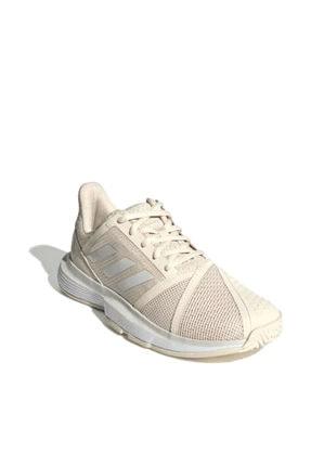 adidas BARRICADE CLUB W Açık Pembe Kadın Kalın Tabanlı Sneaker 100584549