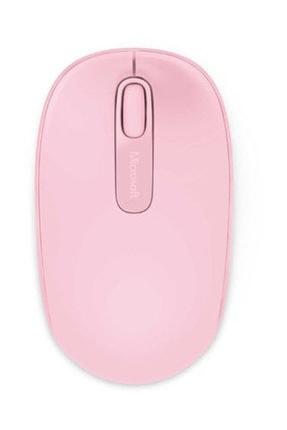 MICROSOFT Mobile 1850 Kablosuz Pembe Mouse (U7Z-00023)