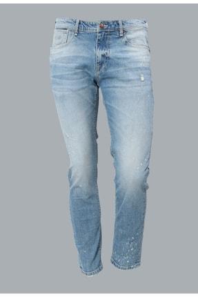 Lufian Slim Fit Stefan Smart Jean Pantolon İNDİGO - 111200033100250
