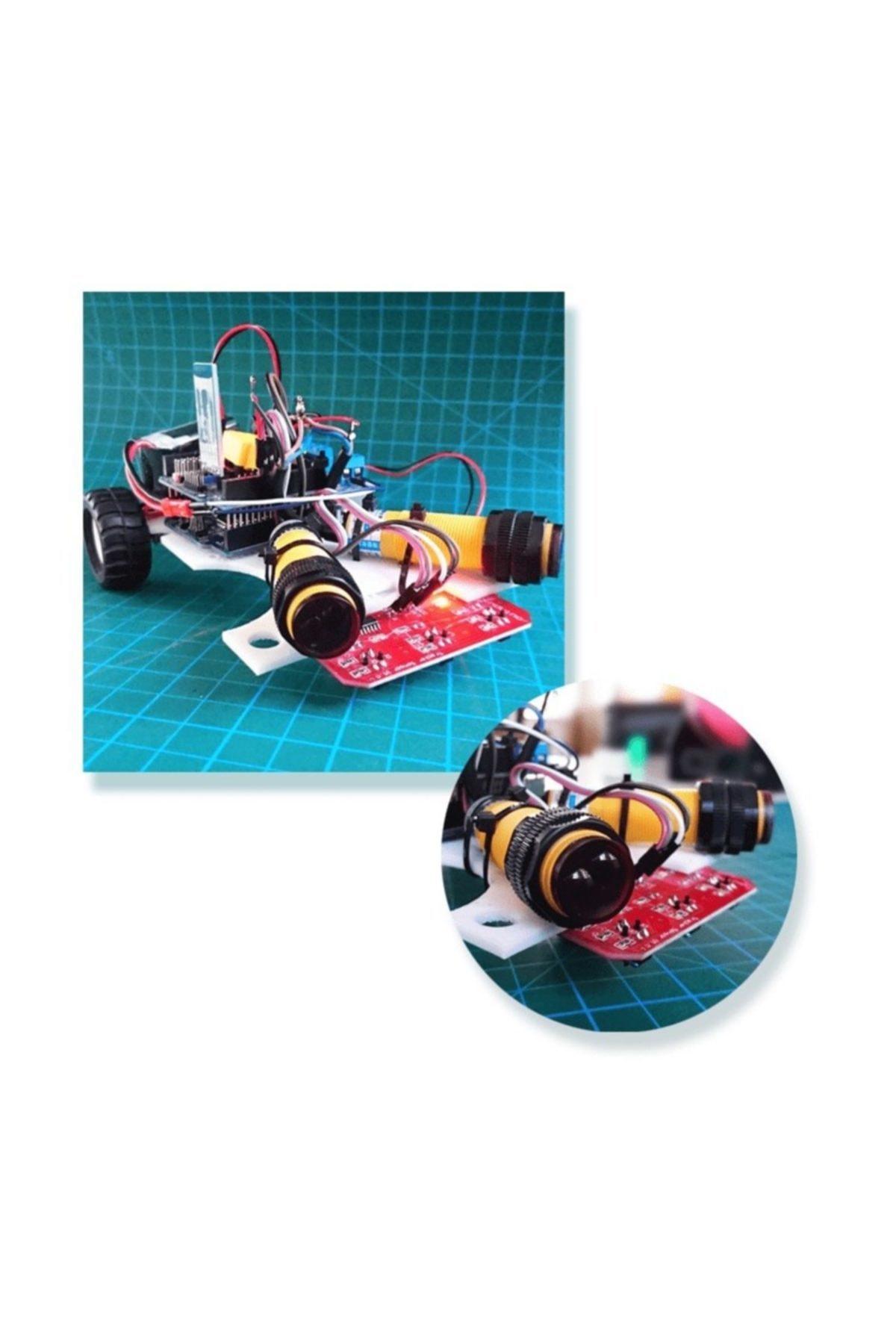 Robocombo Arduino Akıllı Robot Kiti - Kendin Yap Mbot 2