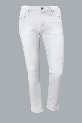 Lufian Slim Fit Whity Smart Jean Pantolon AÇIK GRİ - 111200034100180
