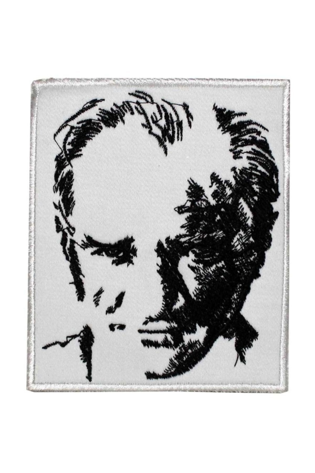 Modaroma Atatürk Beyaz  Arma 1