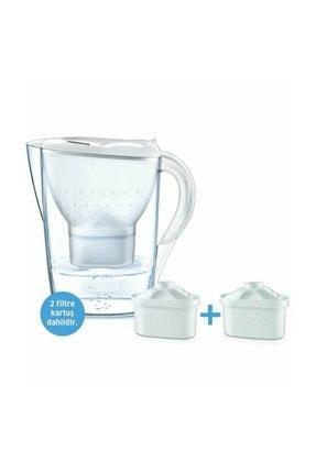 BRITA Marella Xl Su Arıtmalı Sürahi 2 Filtreli Beyaz