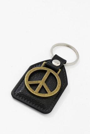 TAKIŞTIR Barış Deri Anahtarlık
