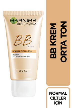 Garnier BB Krem Orta Ton - Daily All in One BB Cream Spf 15 50 ml
