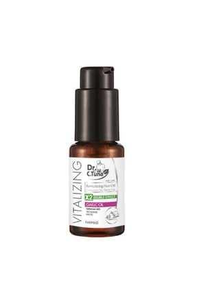 Farmasi Dr. C. Tuna Vitalizing Sarımsak Besleyici Saç Bakım Yağı 30 Ml