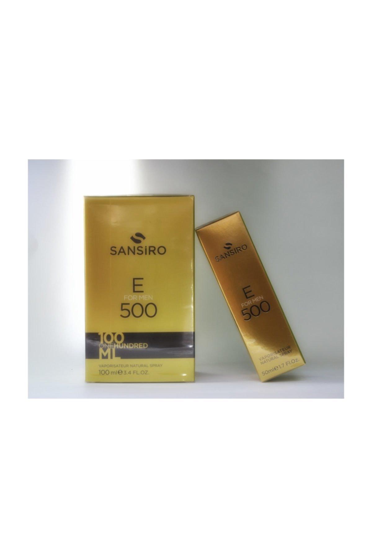Sansiro E500 Erkek Parfüm 100 Ml 1