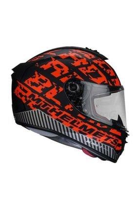 Yamaha Kask Yeni Blade 2 Sv Check Red