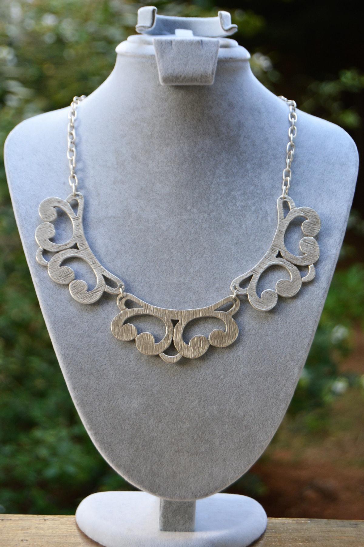 Stoneage Jewellery Bohem Bayan Kolye 2
