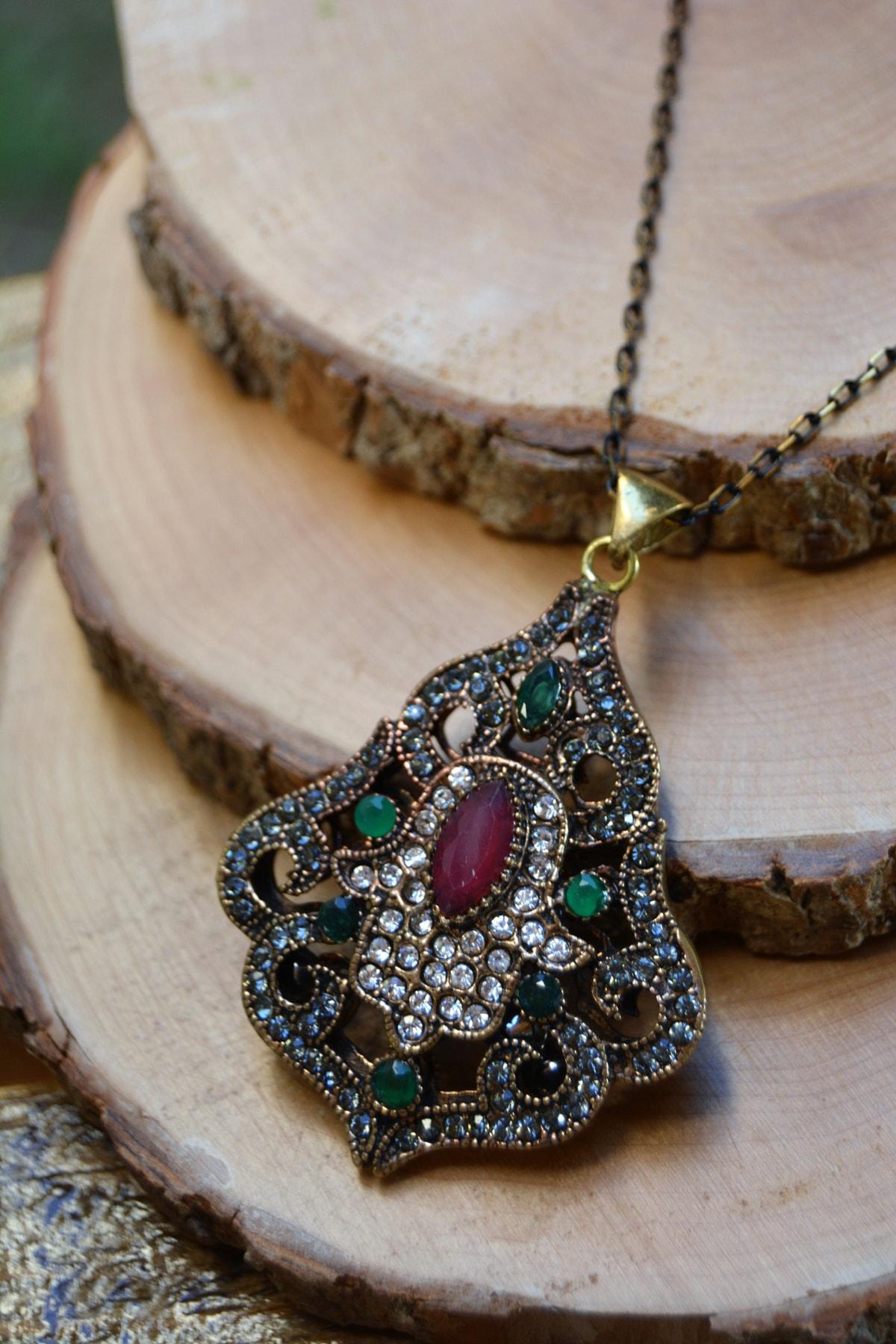 Stoneage Jewellery Otantik Bayan Kolye 2
