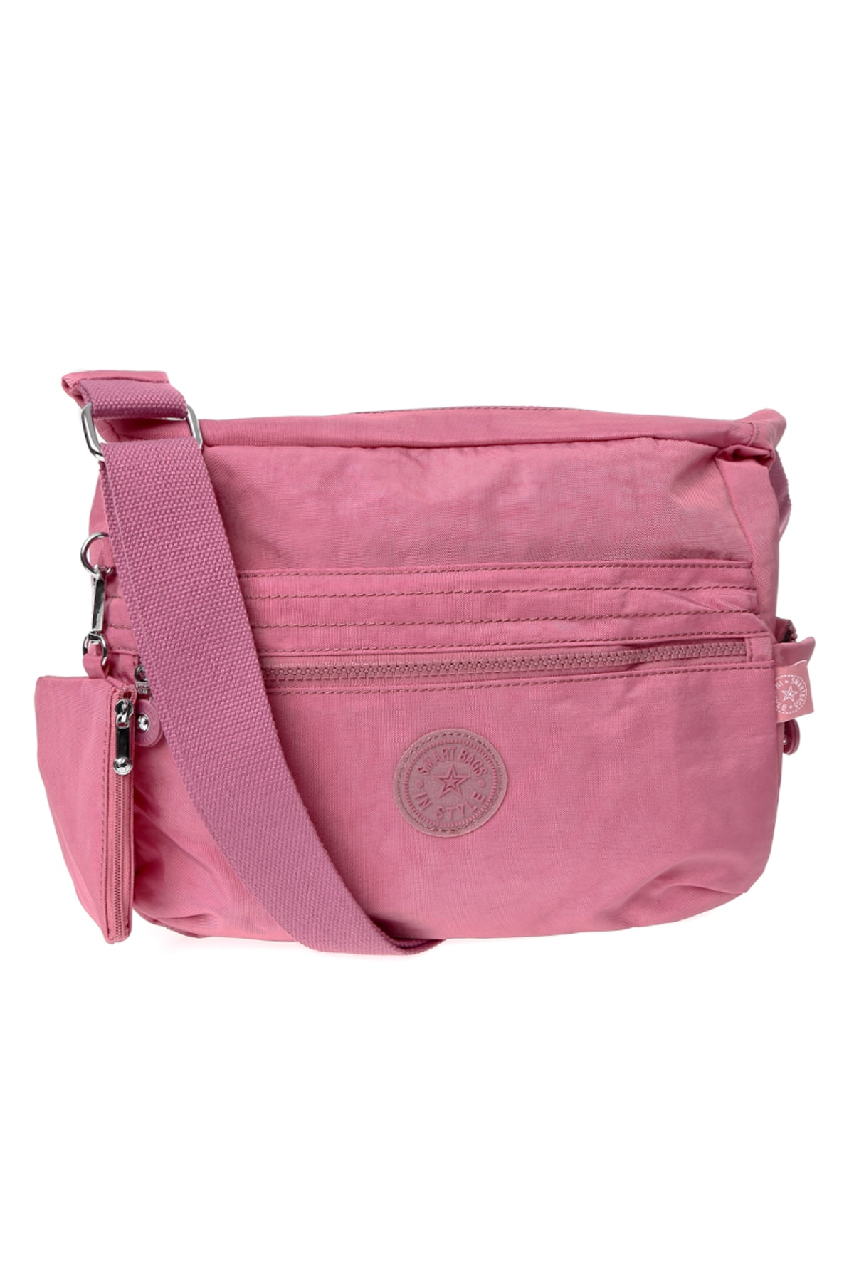 SMART BAGS Pembe Kadın Çanta 1