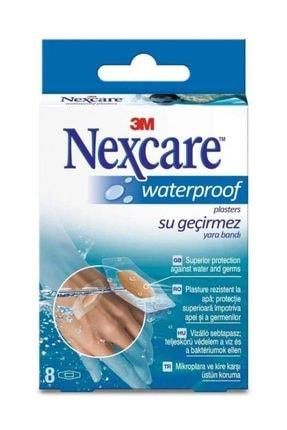 3M Nexcare Waterproof Su Geçirmez Yara Bandı 8'li