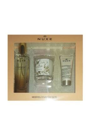 Nuxe One Mıllıon Edt 100 ml + One Mıllıon Travel Spray 10 ml Erkek Parfüm Set
