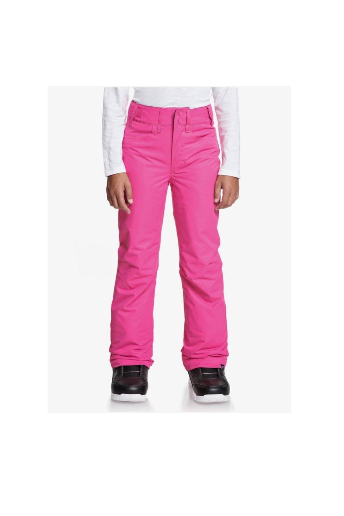 Roxy Backyard Kız Çocuk Kayak Pantolonu ERGTP03021NML0 1