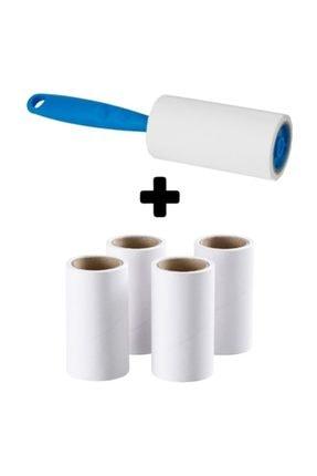 IKEA Bastis Tüy Toplayıcı Ve Yedek 4'lü Paket