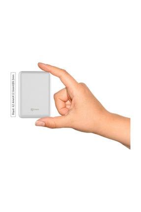 İntouch Intouch 5000mAh Mini Powerbank Beyaz