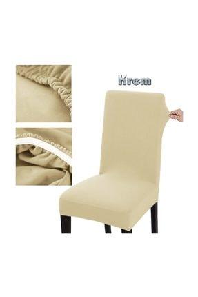 abeltrade Sandalye Kılıfı Standart Model 4'lü