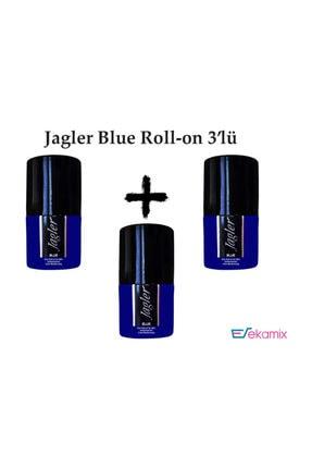 Jagler Rollon Blue 3 Adet