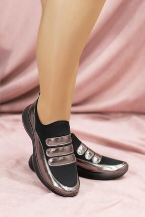 Çaçaroz Ayakkabı Günlük Büyük Numara Yürüyüş Spor Ayakkabısı