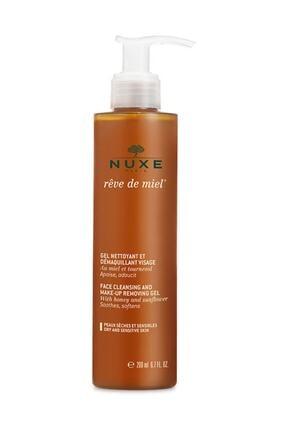 Nuxe Reve De Miel Yüz Ve Makyaj Temizleme Jeli 200 ml