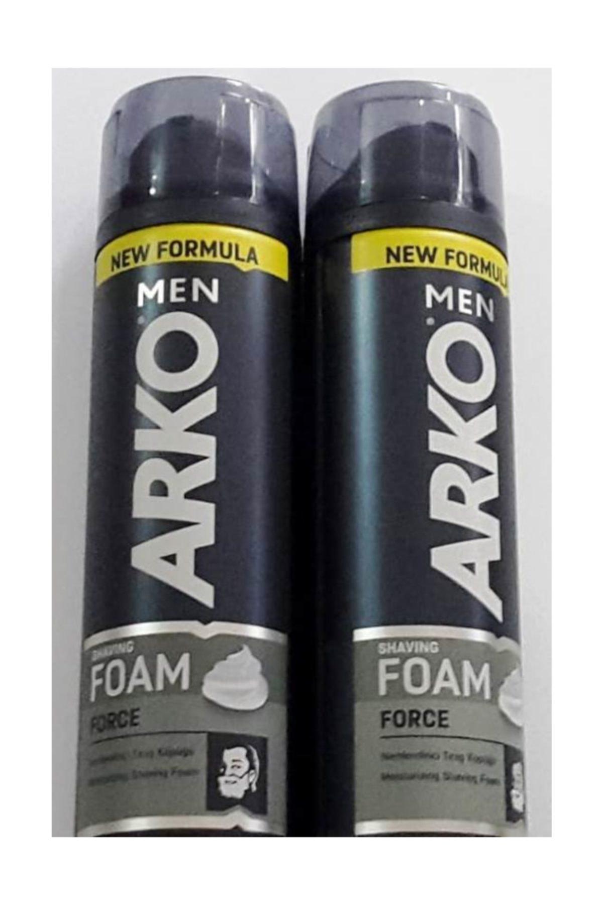 ARKO Men Traş Köpüğü (siyah) 200 Ml 1
