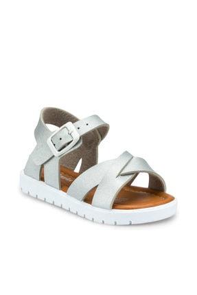 Polaris 91.508159.B Gümüş Kız Çocuk Sandalet 100500220