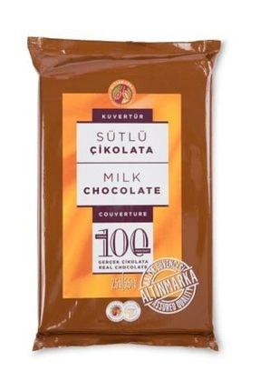 Kahve Dünyası Altınmarka Sütlü Kuvertür Çikolata 2,5 kg
