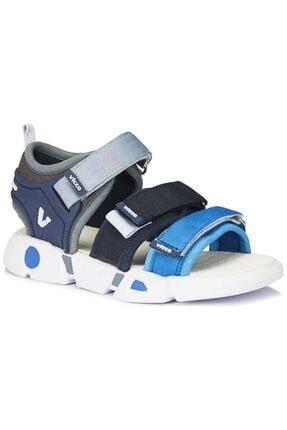 Vicco Erkek Mavi Çocuk Günlük Spor Sandalet 332-f21y-191
