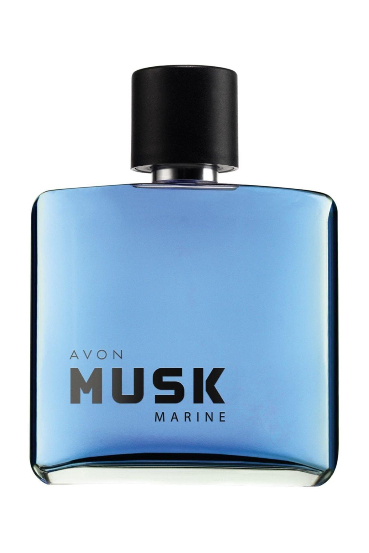 AVON Musk Marine Edt 75 Ml Erkek Parfümü 1