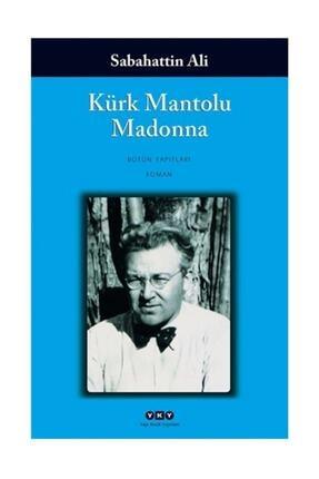 Yapı Kredi Yayınları Sabahattin Ali - Kürk Mantolu Madonna