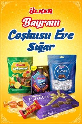 Ülker Bayram Coşkusu Eve Sığar Çikolata & Şeker Paketi
