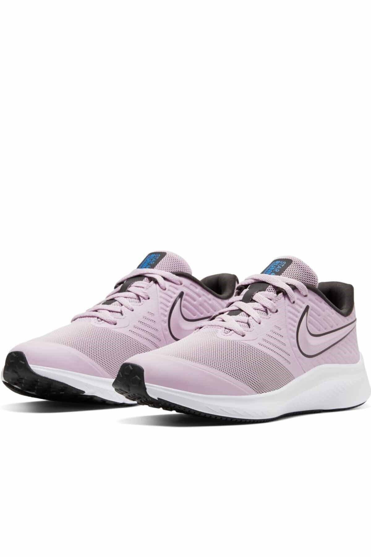 Nike Star Runner 2 (Gs) Kadın Yürüyüş Koşu Ayakkabı Aq3542-501 2