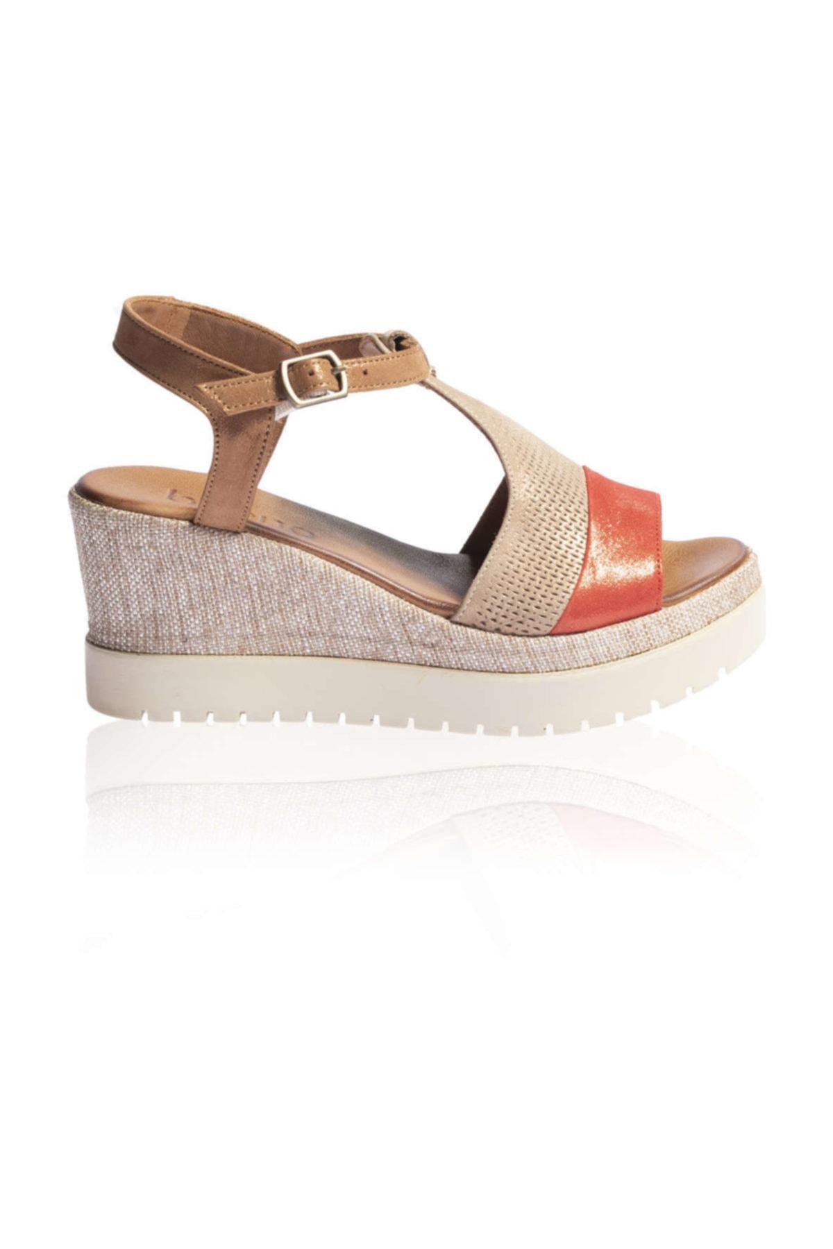 BUENO Shoes Gri BayKadın Sandalet 9n3502 2
